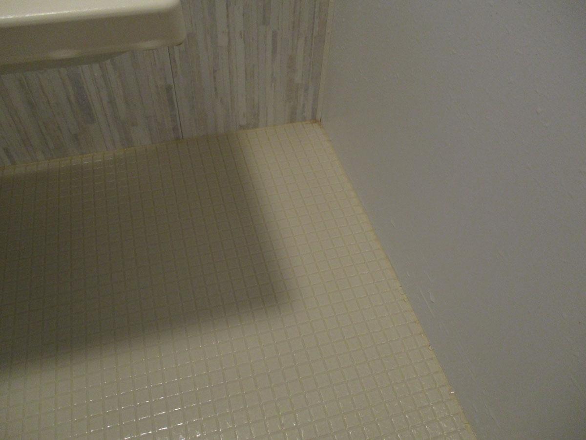 お風呂 黒い 汚れ とれない カビ カビハイター